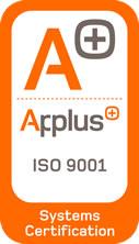 Certificado ISO - App plus